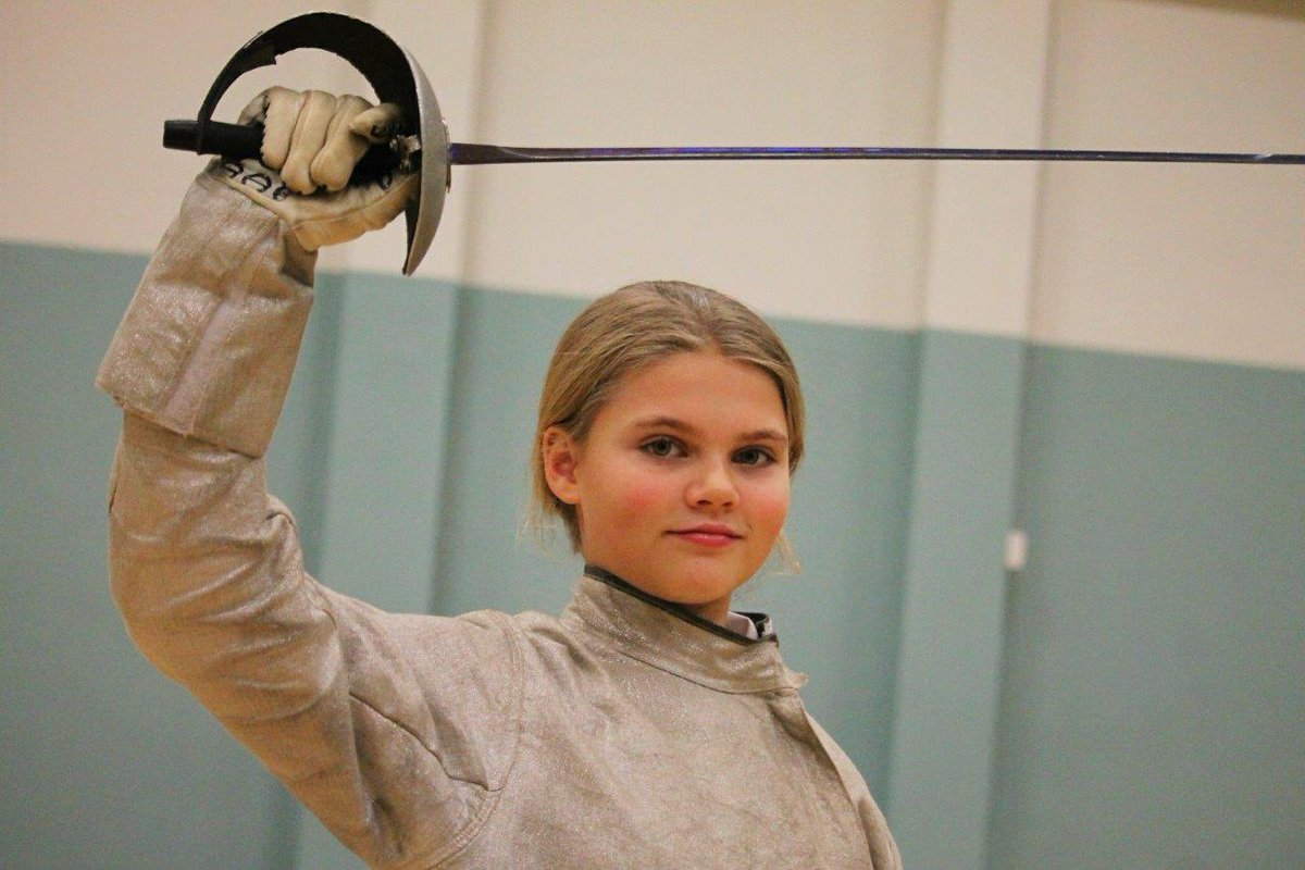 Huge #congratulations to 13-year-old Melissa who has been honoured with selection for a national fencing squad for the second time. The call-up comes after she was ranked 6th nationally in her age group #fencing #superstar #englandsquad #thisgirlcan bit.ly/2UD4NsK