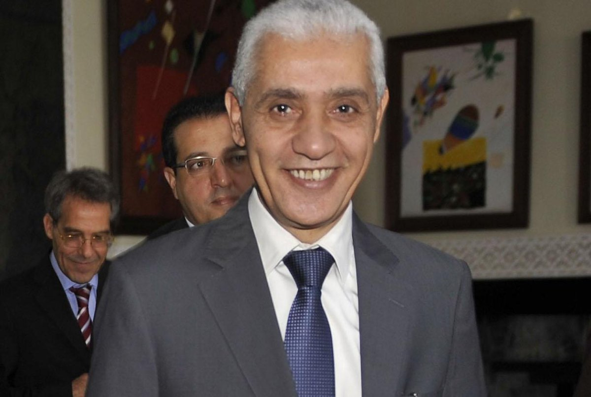 Morocco did not intend to run for the 2019 African Cup of Nations and will not do so : Minister of Youth and Sport Rachid Talbi Alami #Afcon2019