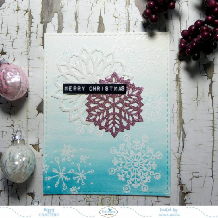 Elizabeth Craft Designs On Twitter Tanja Kabel Is Over On The Blog