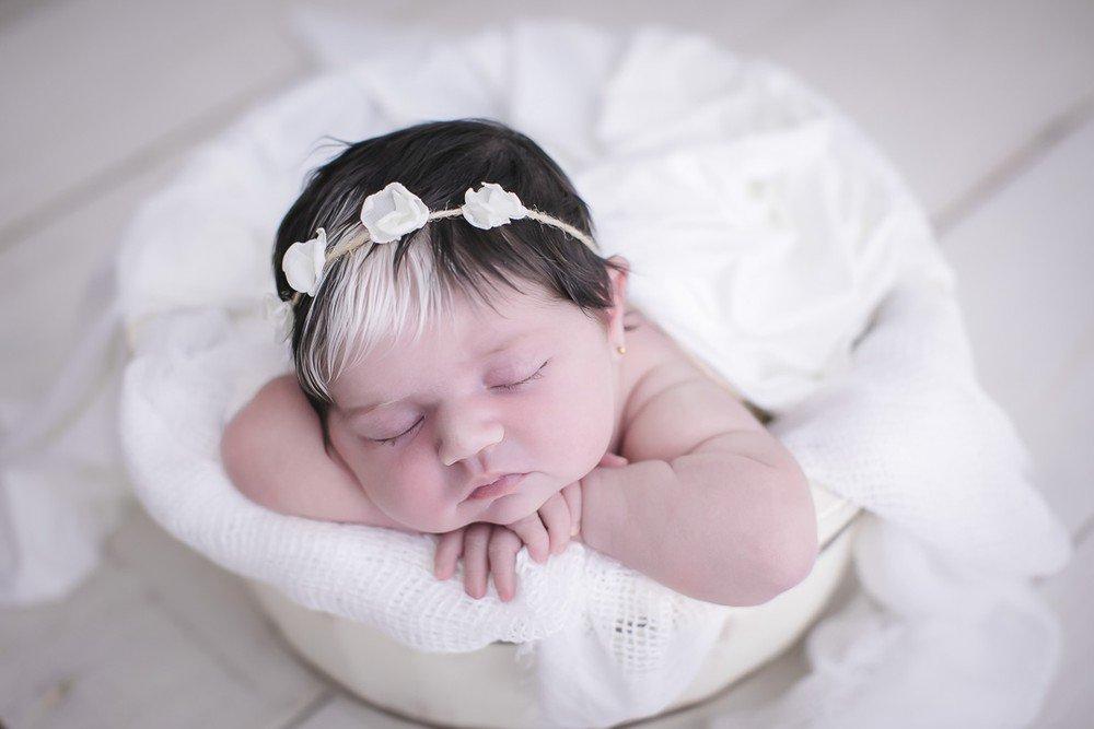 Bebê nasce com franja branca em BH e faz sucesso nas redes sociais https://t.co/8Sng8SV5X1 #G1 #G1Minas