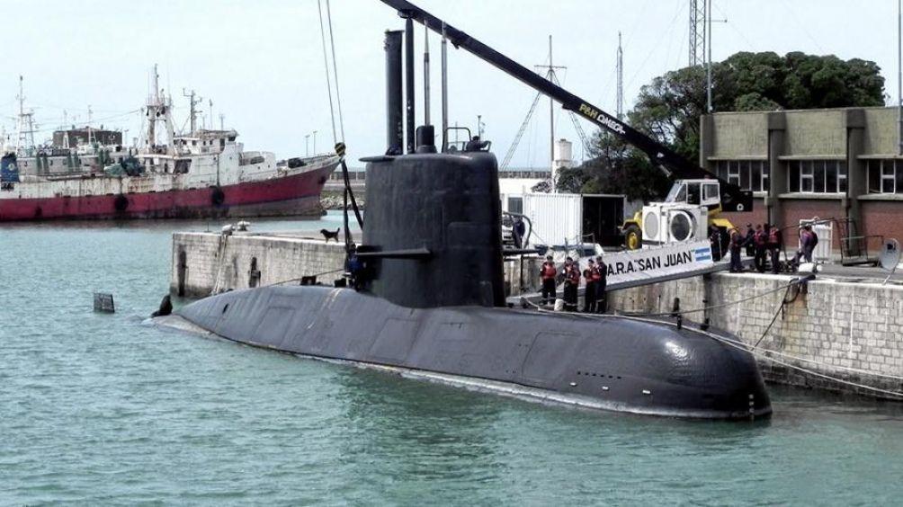 La búsqueda y el hallazgo del submarino ARA San Juan, una misión angustiante que conmovió al mundo https://t.co/2d87qeoEK4 | Anuario 2018