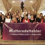 #EsHoraDeHablar Twitter Photo