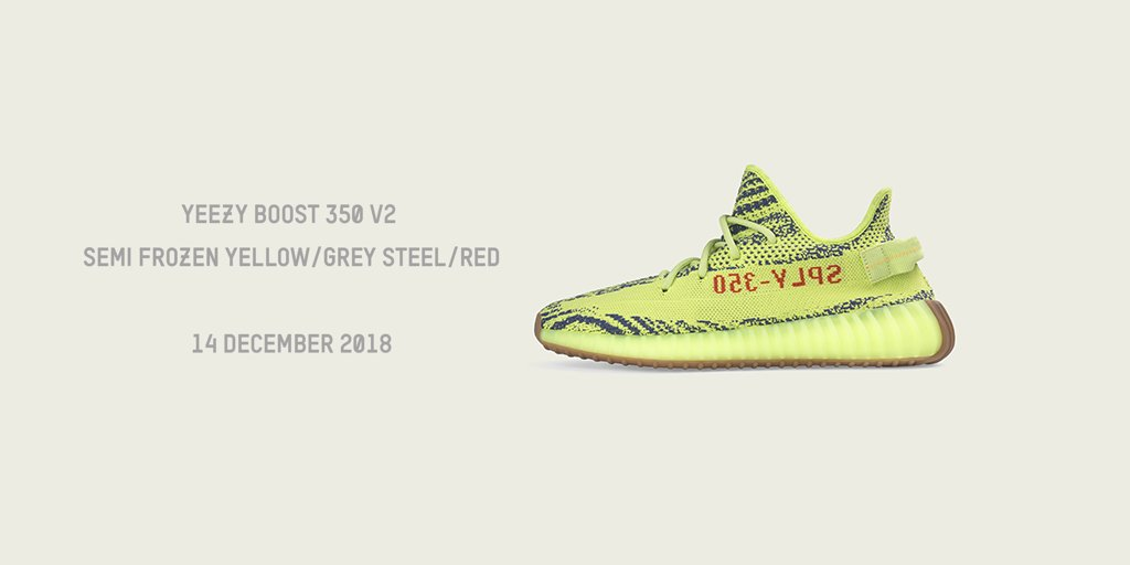 the yeezy boost 350 v2 frozen yellow will be launching online tomorrow at a  random time 4e159af8d