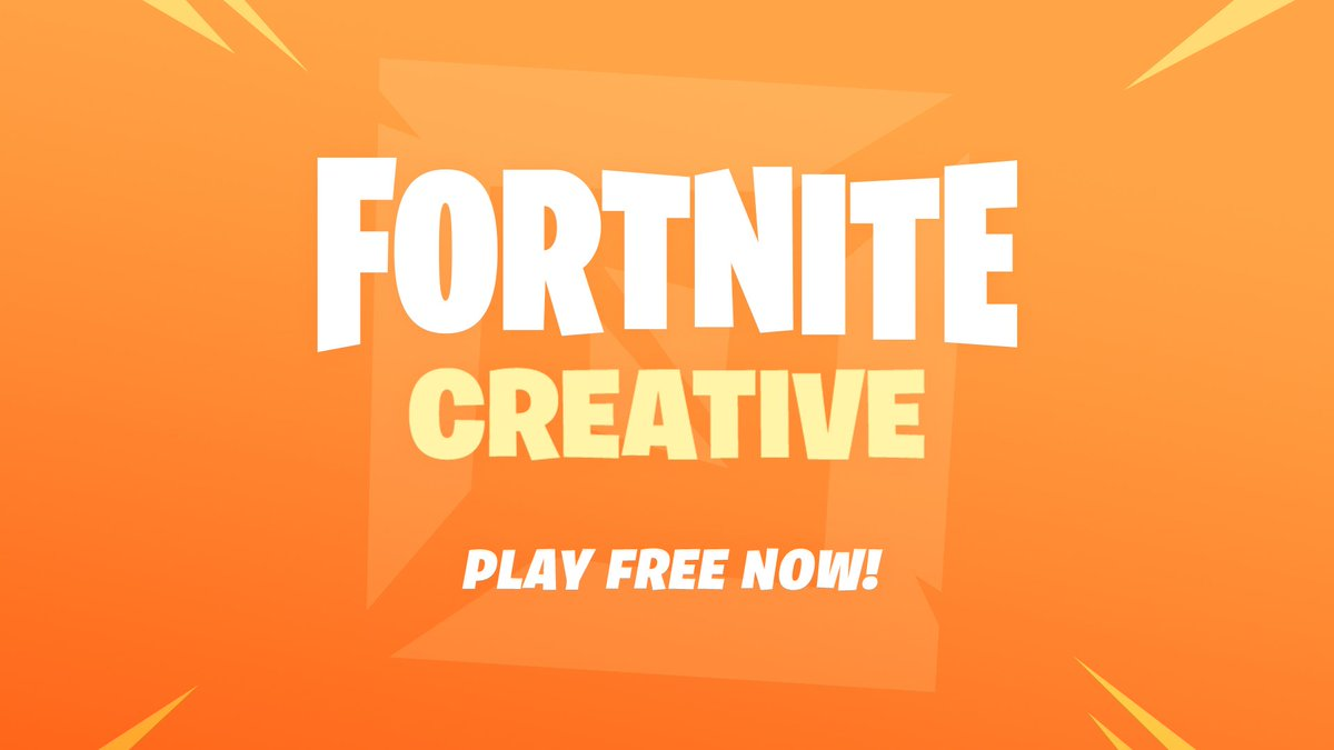 Fortnite On Twitter Fortnitecreative Is Now Free For All Players