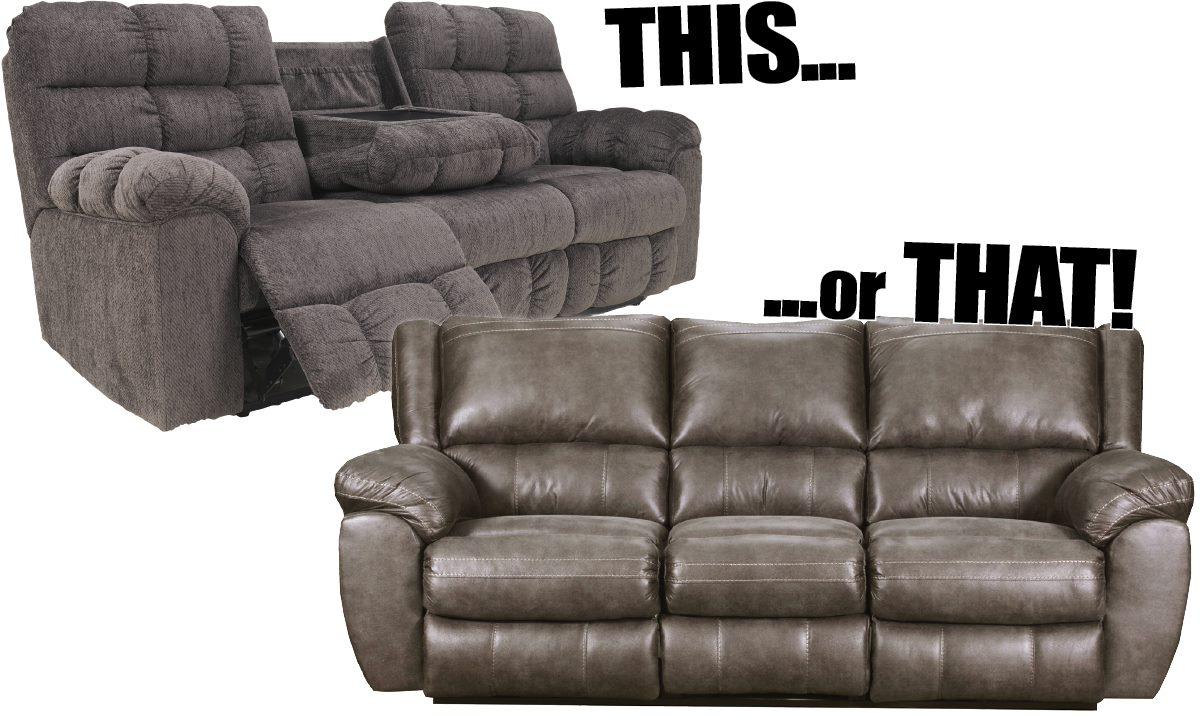 Brilliant Surplus Furniture On Twitter This Or That Which Reclining Machost Co Dining Chair Design Ideas Machostcouk
