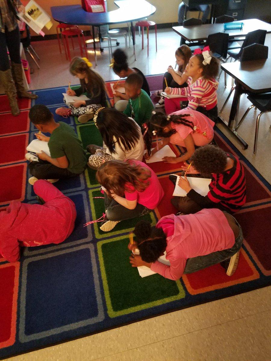Growing as writers. Critical writing in 2nd grade. @Britt_Benn @kids_inspire