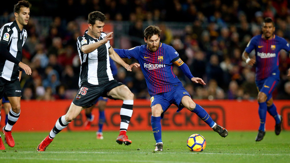 ❗ LATEST NEWS: Levante are Barça's opponent in the Copa del Rey Round of 16. The first leg will be played away and the return at the Camp Nou.  🔵🔴 #ForçaBarça #CopaBarça