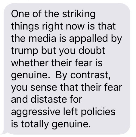 my normie friend refuses to tweet but keeps sending me perfect diamond-cut takes on the DC media sphere