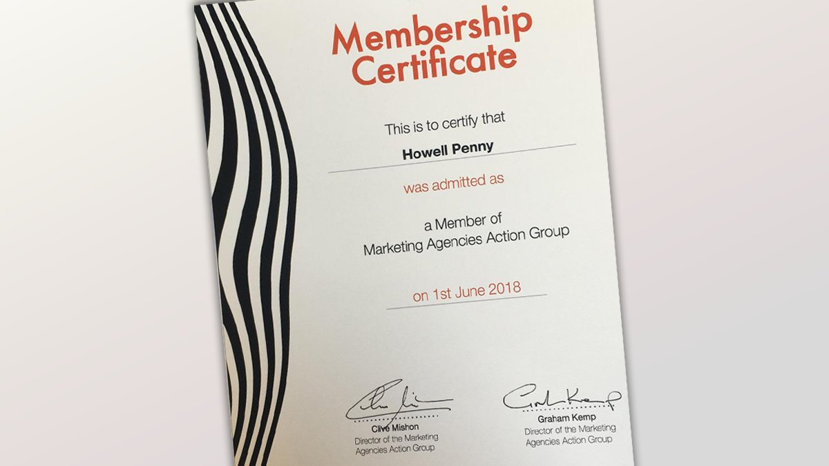Image for the Tweet beginning: Howell Penny are delighted to