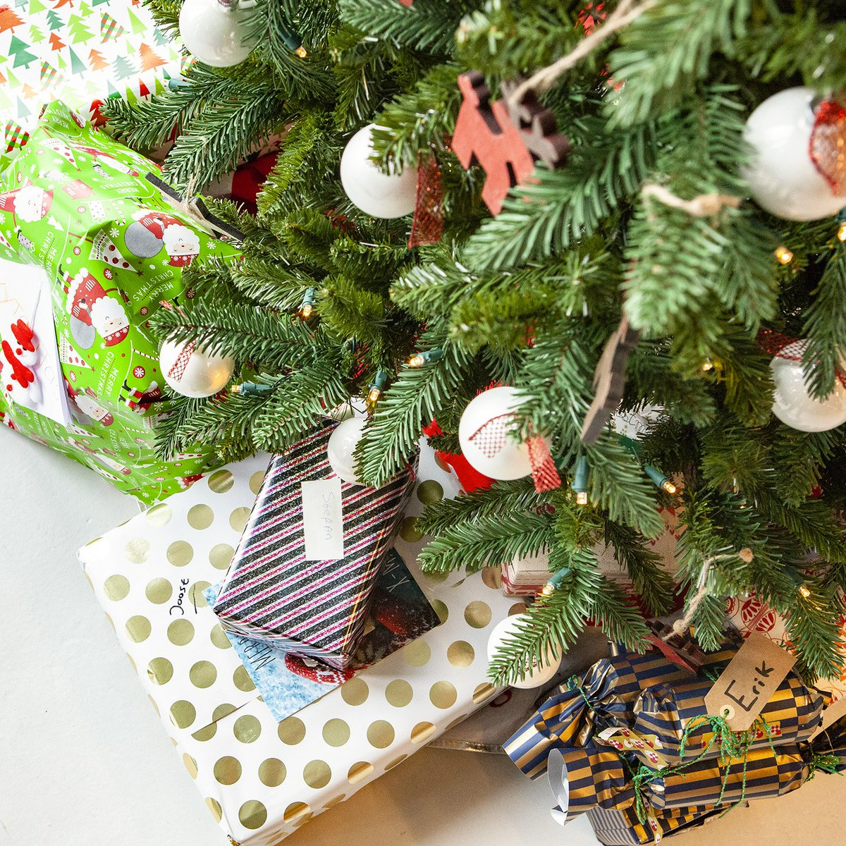 the virtual dutch men on twitter exciting secret santa has paid
