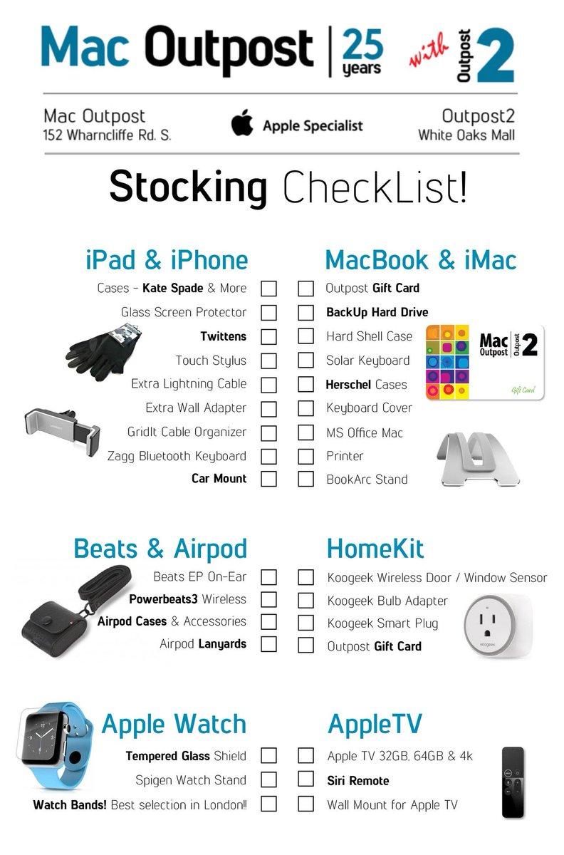 Wish List For Mac