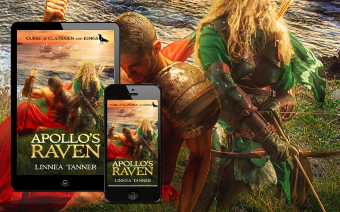 An epic Celtic tale of forbidden love, mythological adventure, and political intrigue! ★APOLLOS RAVEN★ ⭐getbook.at/ApollosRaven wp.me/P5rIsN-3ll @linneatanner #mustread #sundayreads #ASMSG 🦉via Pizzazz wp.me/P5rIsN-Ft