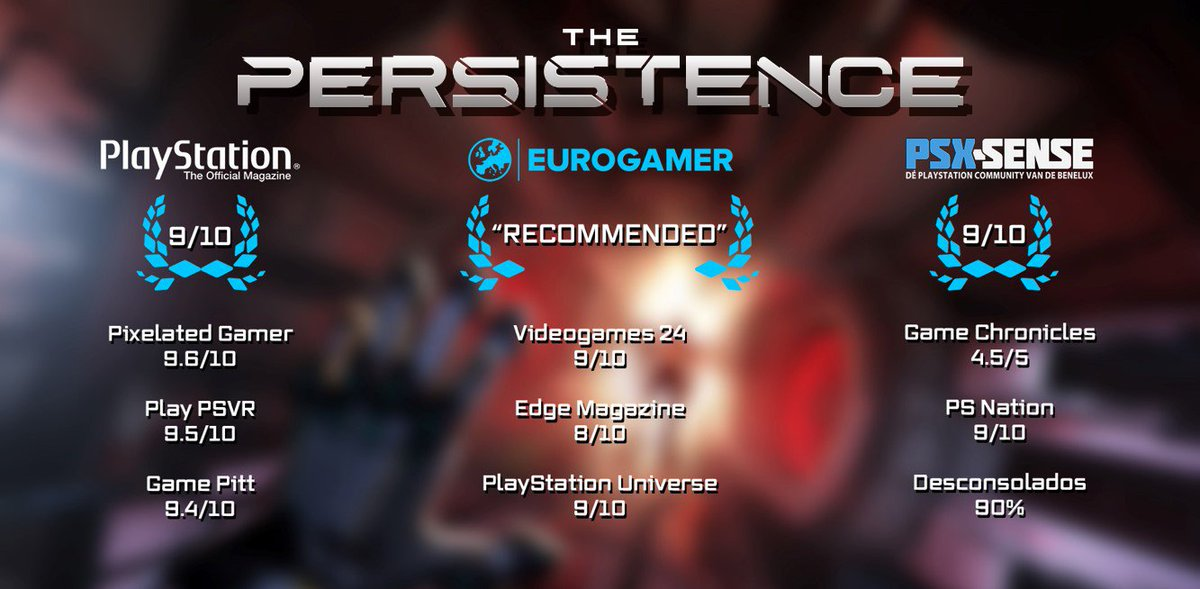 Ready to harvest space-mutant spinal cells and face off against Berserkers in #PSVR? Get a taste for The Persistence with an all new demo out on December 18th: https://t.co/IQga2rHaX8