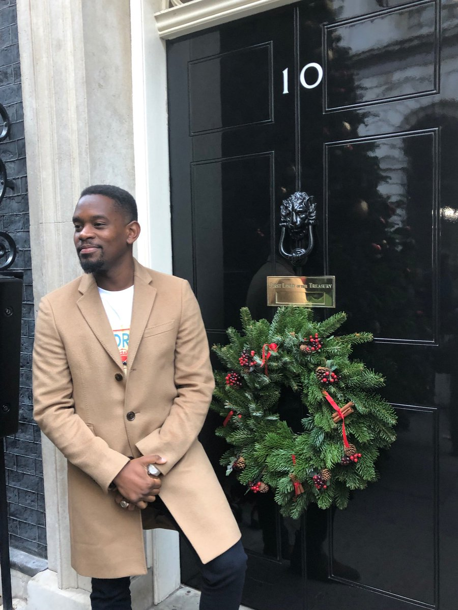Great event today at #Number10 Downing St. YARDIE and @idriselba honored.  <br>http://pic.twitter.com/dqQ0ZP9ZbG