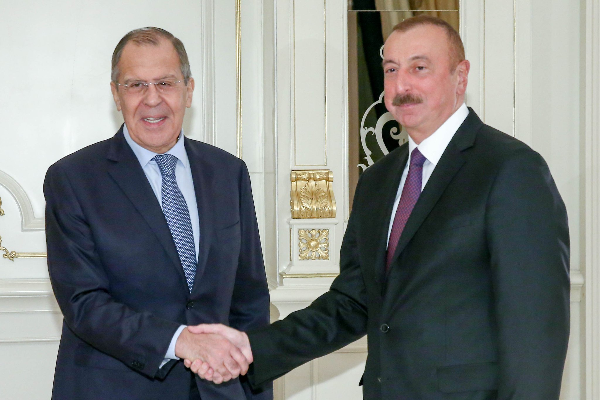 Mfa Russia On Twitter Russian Foreign Minister Sergey Lavrov Met With President Of Azerbaijan Ilham Aliyev In Baku Cooperation Economy Politics Culture Https T Co Lhaeff2koz