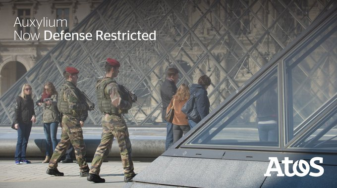 We have just received '#Defense Restricted' official certification on our 4G #LTE tactical devic...