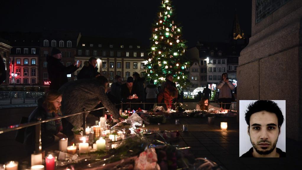 Ill killer di Strasburgo ucciso dalla polizia https://t.co/2a82VuwgIy