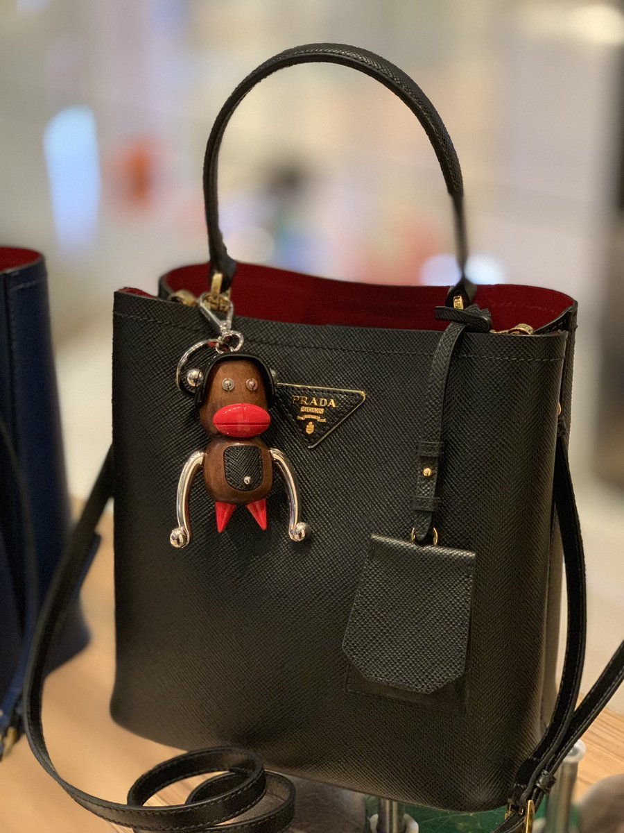 6c2a6e6a42 Prada pulls products after claims of including blackface imagery in new  collection