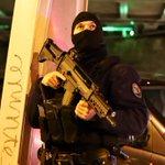 Image for the Tweet beginning: Fier de nos policiers. #Strasbourg