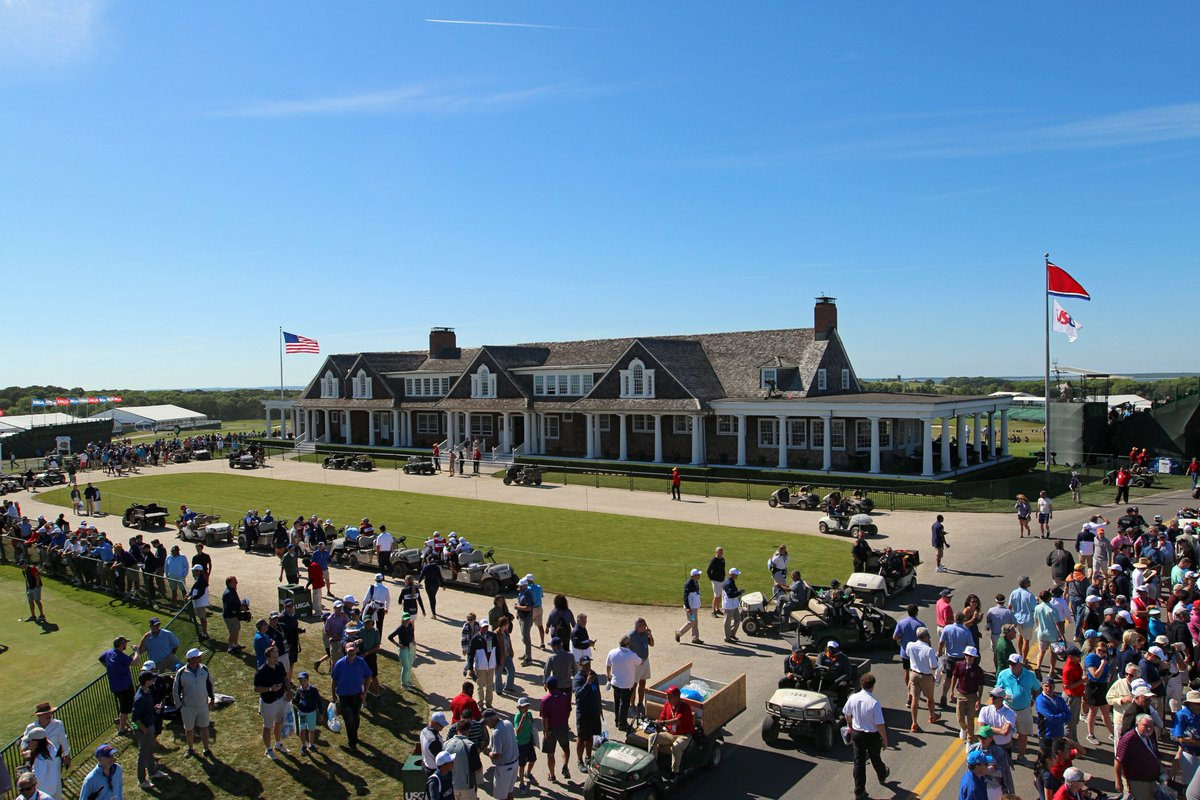 How much fun was it having the U.S. Open at Shinnecock Hills in 2018? Major championship golf continues its run in the Met Area with the PGA Championship at Bethpage in 2019 and the U.S. Open at Winged Foot in 2020!  #MGA18:  http:// adobe.ly/2rhHOpO  &nbsp;   <br>http://pic.twitter.com/KtRfMrJYgF