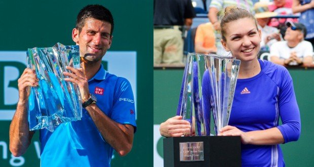 Novak Djokovic and Simona Halep have been named 2018 ITF world champions by the governing body of global tennis #ITF