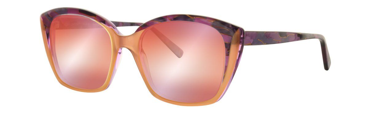 Pantone picks Living Coral as 2019 Color of the Year and the BARONNE sunnies fit right in! s.cleveland.com/8OkSsYR