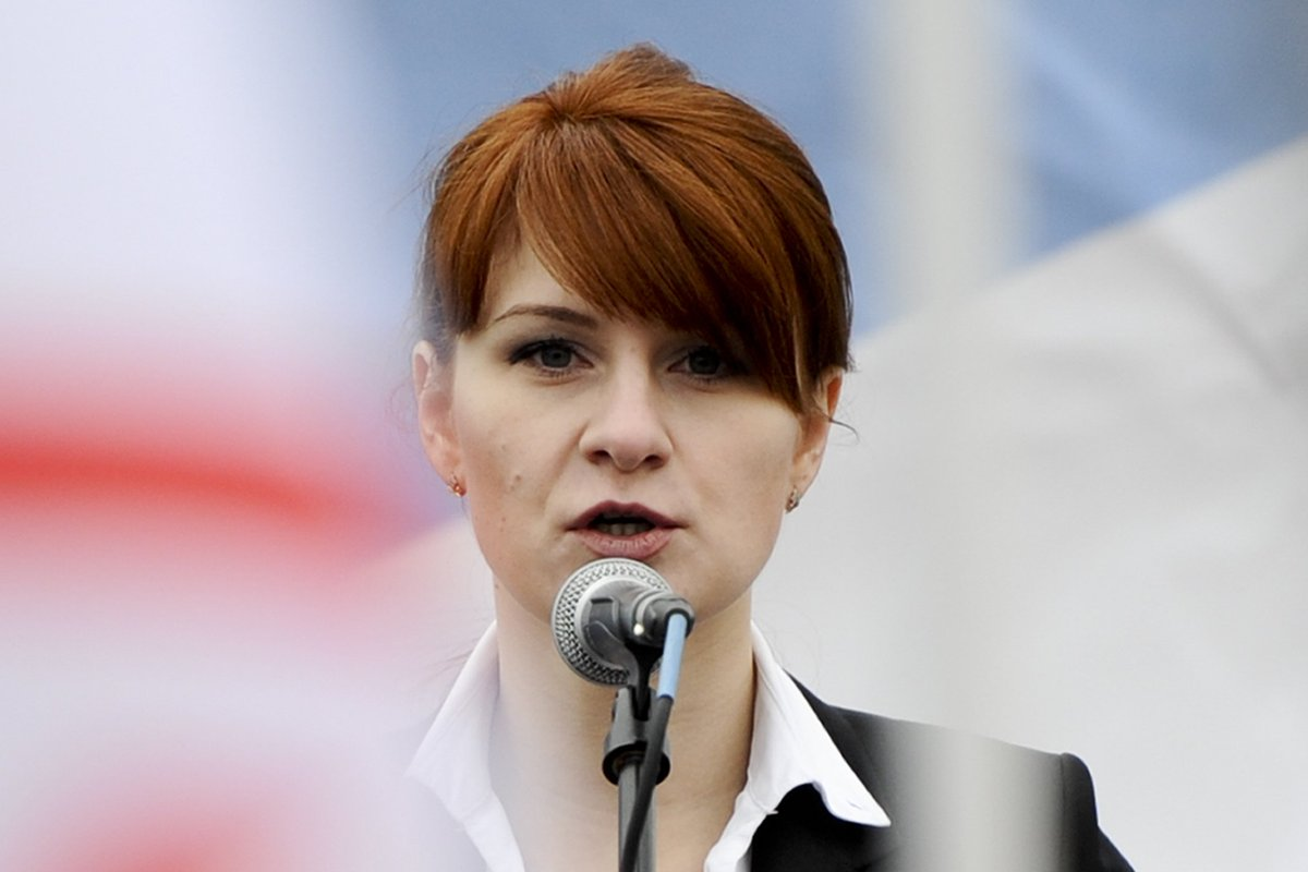Alleged Russian spy Maria Butina just pleaded guilty to conspiring with a Russian gov&#39;t official to infiltrate the NRA and Republican politicians.  She is the first Russian national convicted of trying to influence U.S. policy during the 2016 presidential election. <br>http://pic.twitter.com/TRXxniGTav