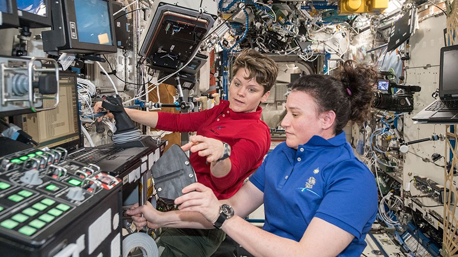 The Expedition 57 crew is getting ready to split up next week while researching what living in space does to their bodies. https://t.co/6K0Mk90QOO