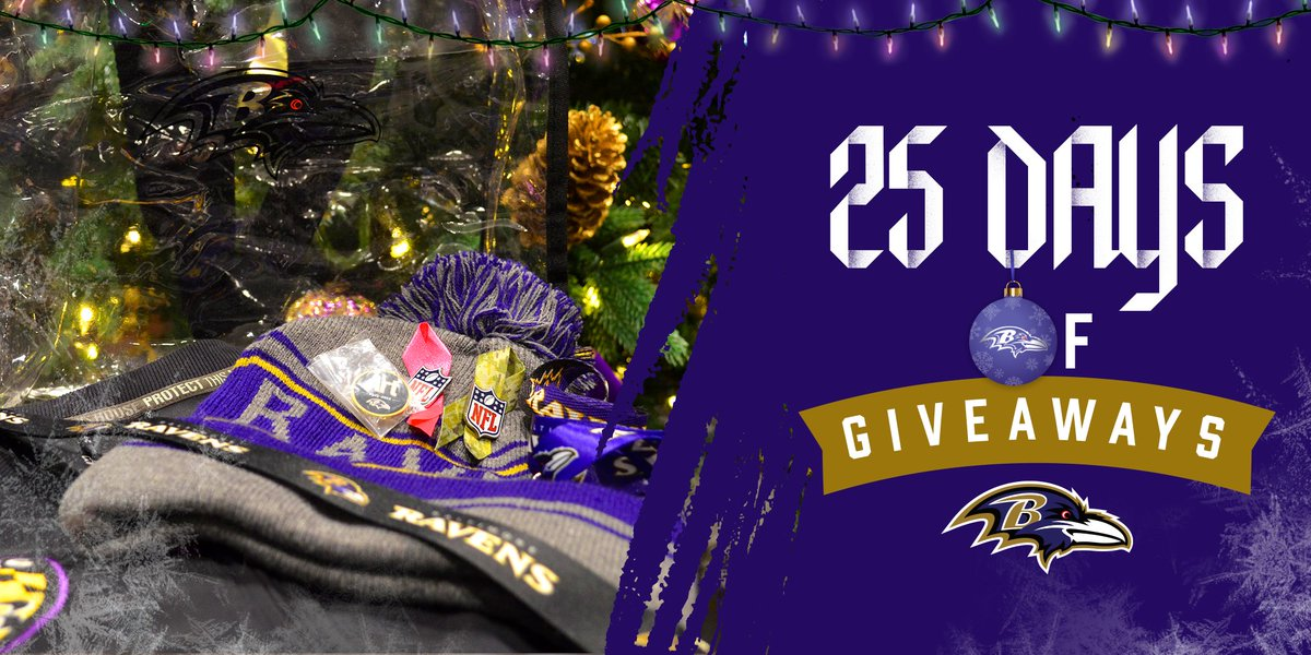A double feature for today's 🎁: A Ravens gift pack AND a Microsoft @surface! RT to win ❗️❗️