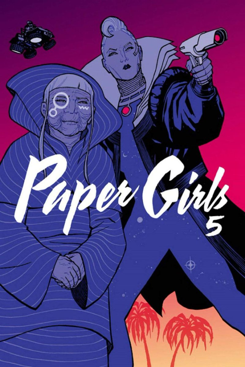 Paper Girls 5: fate and free will (and dinosaurs and monsters) boingboing.net/2018/12/13/mos…