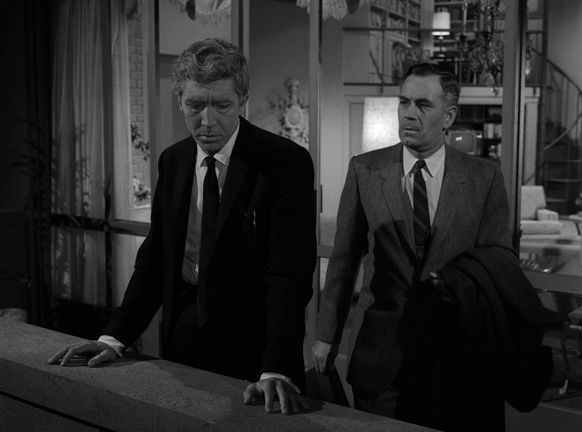 Were 20 years away from trying this on a human being. We have no idea how much damage might result—how it will affect the metabolism of the body or the mind, or the effect on the brain. Were winging this. Weve killed as many as weve saved. #ZoneQuotes #S5E11 #OTD in 1963