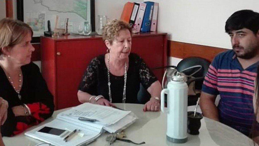 #ColoniaLaPastoril | Coordinan acciones del nuevo Centro de Lengua Ranquel