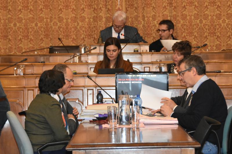 Approvato il nuovo regolamento interno del Consigl...