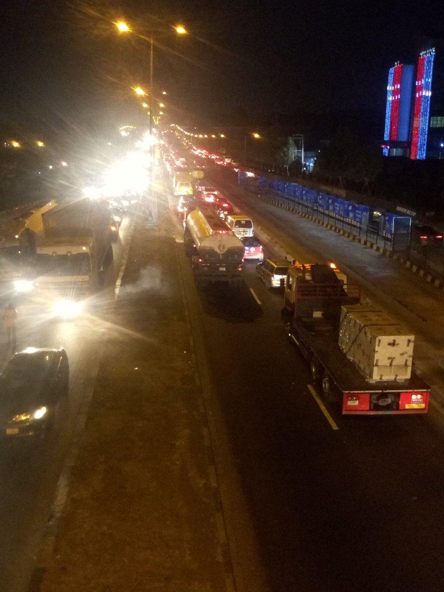 [7:13PM]@Mr_Morski: IKORODU OBANIKORO inward FADEYI busy. service lane however is free till you get to ANTHONY @Gidi_Traffic @Gidi_Traffic #GIDITRAFFIC