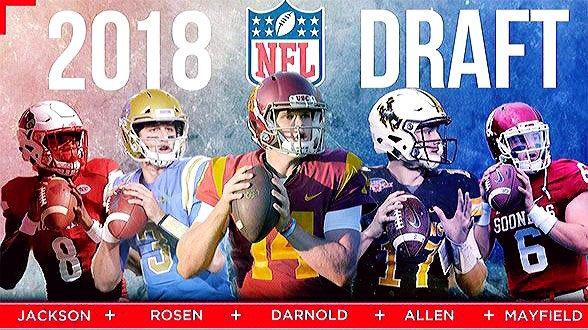 2018 Rookie QBs QBR  1) 57.1 - Josh Allen 2) 51.3 - Baker Mayfield 3) 38.9 - Lamar Jackson 4) 34.4 - Sam Darnold 5) 30.5 - Josh Rosen  #NFL<br>http://pic.twitter.com/5t5X4WSyjq