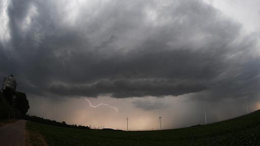 #Unwetter Latest News Trends Updates Images - TheCerberusTV