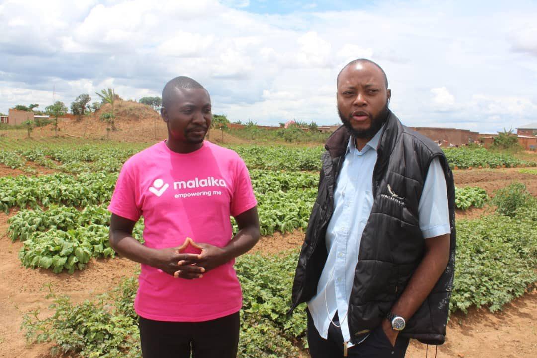 test Twitter Media - Aujourd'hui nous avons reçu Serge du Lion's club Amani de #Lubumbashi et en avons profité pour lui faire visiter notre #KFFH. Nous sommes impatients de le revoir avec des jeunes de la ville et 100 arbres à planter @nshimbaelvis  #Congo #Agriculture https://t.co/ujDtkbGp3B