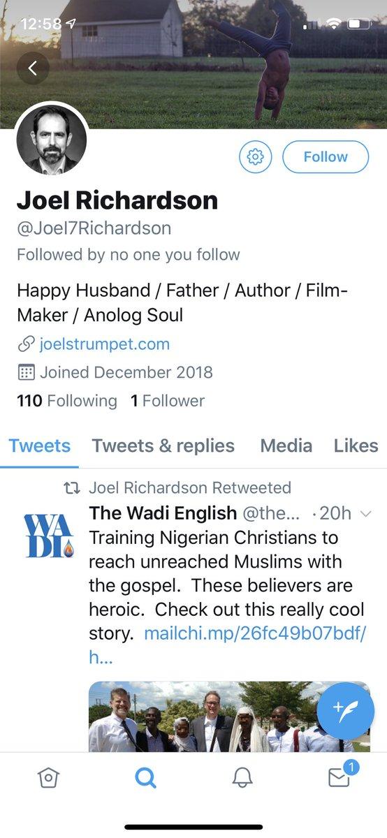 Joel Richardson on Twitter:
