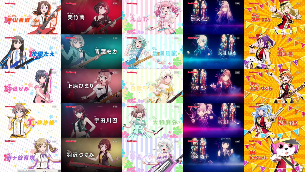 popipa, pasupare, and harohapi: bright, colourful, and cheerful!  roselia and afglo: my name is Ebony Dark&#39;ness Dementia Raven Way and I have long ebony black hair (that&#39;s how I got my name) with purple streaks and red tips that reaches my mid-back and icy blue eyes like limpid t<br>http://pic.twitter.com/WtxhStcEOx