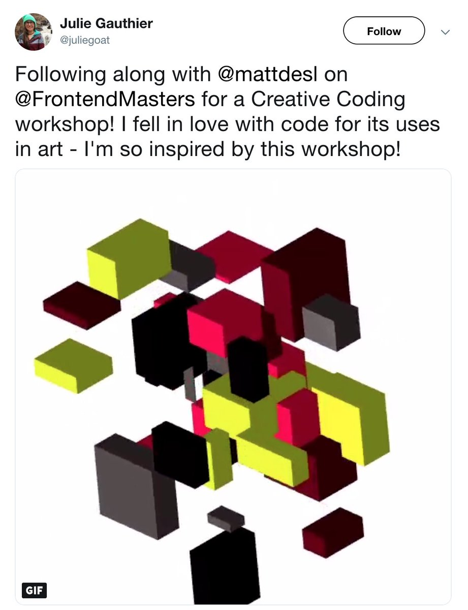 Frontend Masters 💻✨ on Twitter: