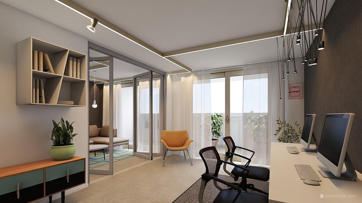 Window Works Usa On Twitter Rt Homestyler Office Design By Roberto Connolly Interiordesign Homedecor