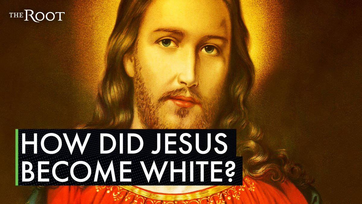 Tis the season... but is white Jesus the reason? How did Jesus' skin of bronze turn into the widely revised blue-eyed, blonde hair version that we've grown accustomed to seeing? Find out on #UnpackThat trib.al/jhRJ7N3
