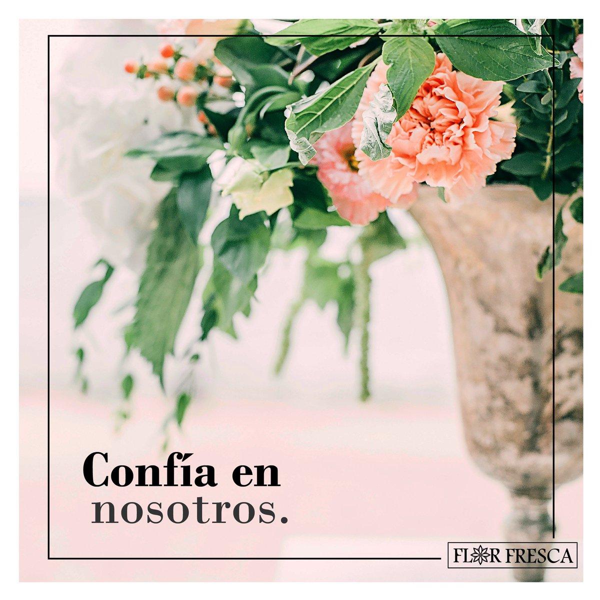 Flor Fresca On Twitter Somos La Primera Compañía