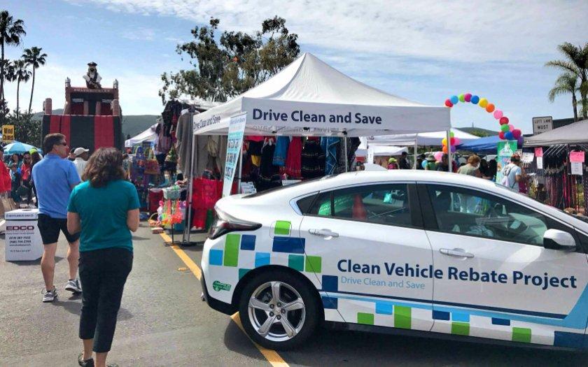 Clean Vehicle Rebate >> Clean Vehicle Rebate On Twitter Be Sure To Stop By