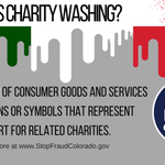 Image for the Tweet beginning: A9 Beware of #CharityWashing! #Charity
