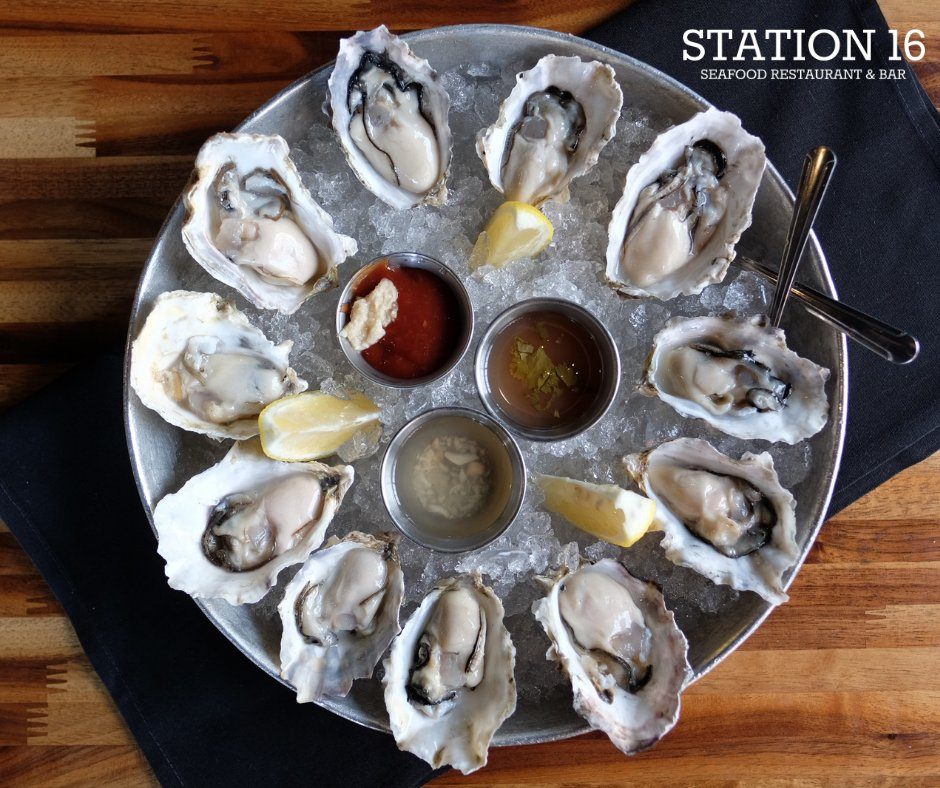 Station 16 Seafood Restaurant Bar On Twitter 6 Healthy