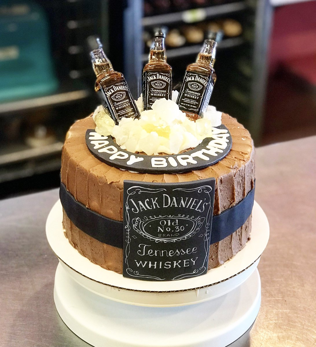 Frostings On Twitter A Cake Good Enough To Drink Jackdaniels