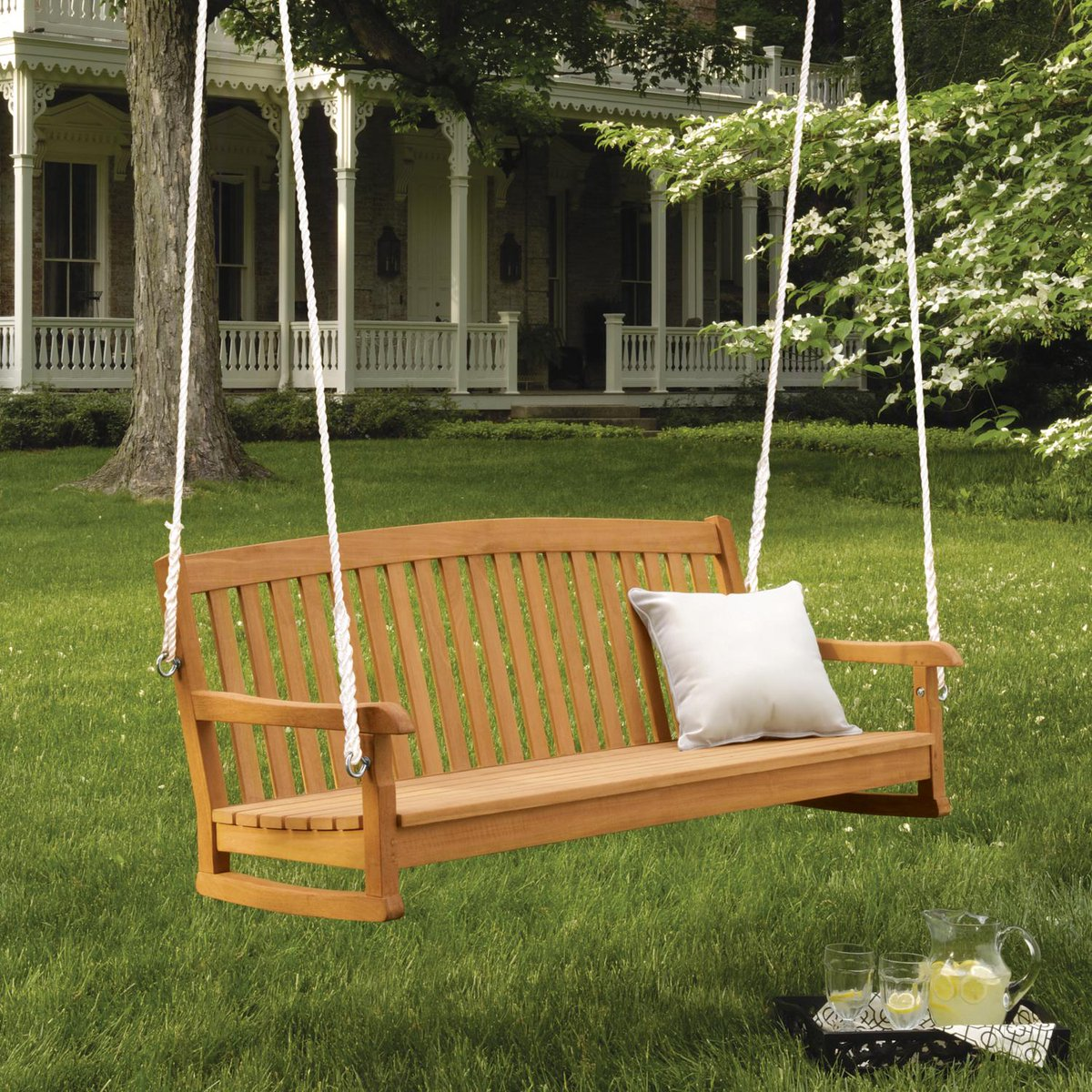 Outdoor natural swinging opportunities — 12