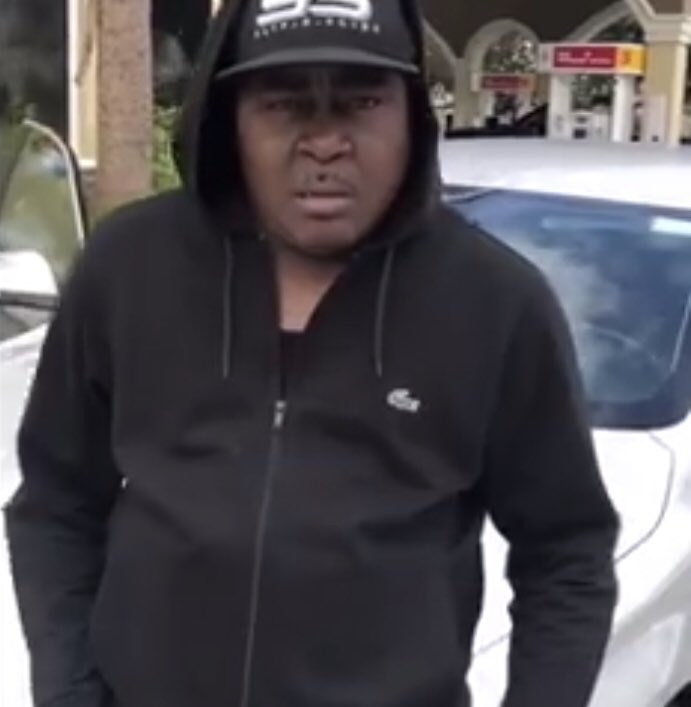 "A nigga said ""Trick Daddy love Florida so much he turned into Florida Evans."" bruh LMFAOOO"