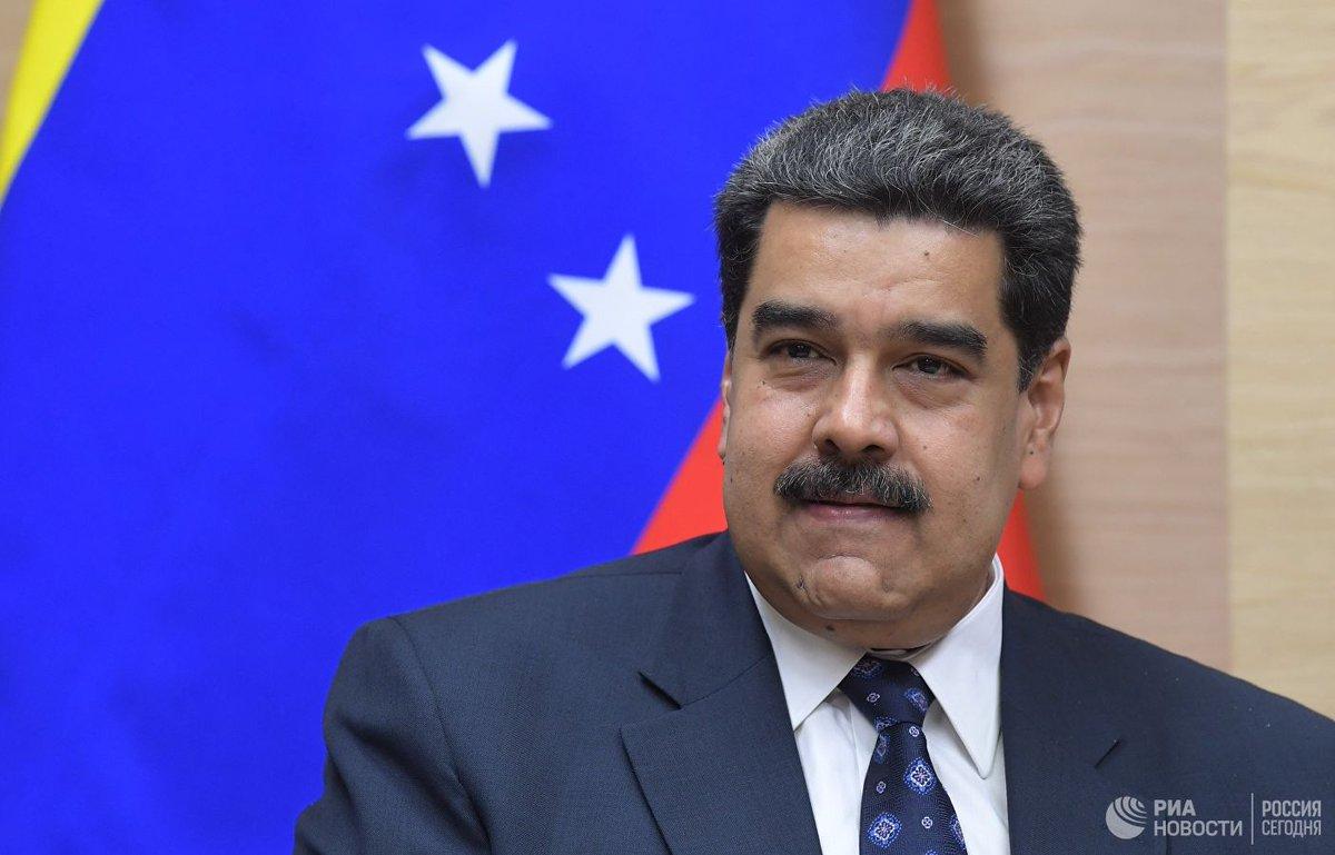 Мадуро приказал армии находиться в максимальной готовности  https://t.co/LgZOMUwRZY
